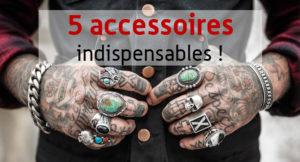 Les 5 accessoires indispensables pour transporter un 2 roues